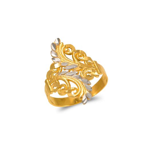 577-137 Ladies Filigree Ring