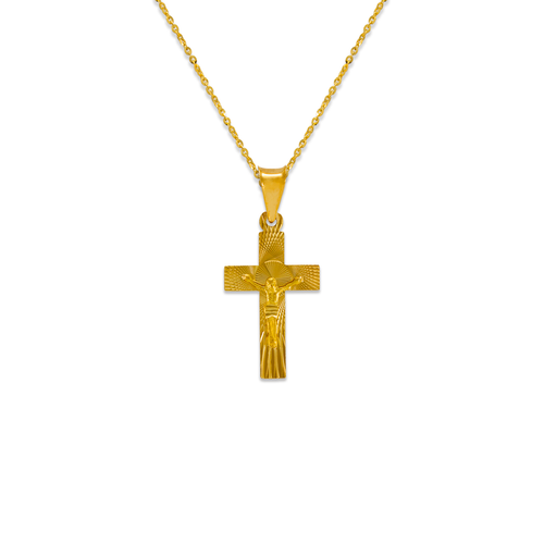 362-961-020 Jesus Cross Scapular Pendant