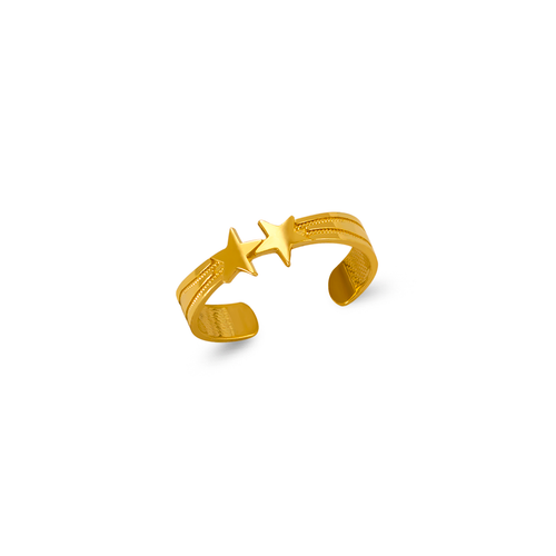 672-003 Shooting Star Knuckle/Toe Ring