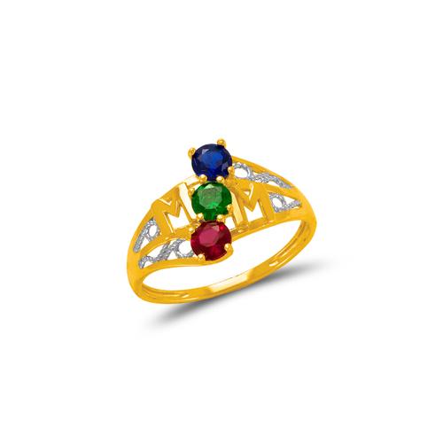 773-531 Mom CZ Ring