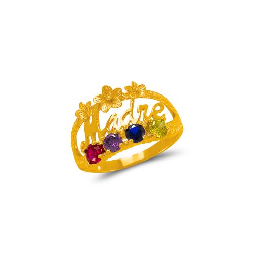 773-538B Madre CZ Ring