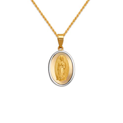 167-101-016 High Polished Guadalupe Pendant