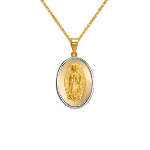 167-101-020 High Polished Guadalupe Pendant