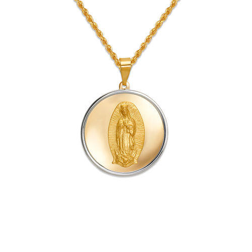 167-151-020 High Polished Guadalupe Pendant