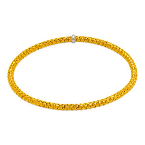 129-001-030 3mm Stretch Bangle Bracelet