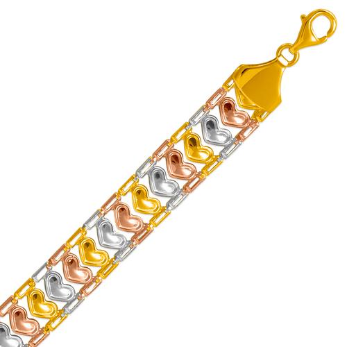 227-416-004 Ladies Gypsy Bracelet