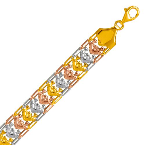 227-416-005 Ladies Gypsy Bracelet