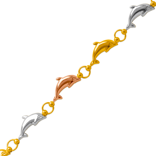 229-100-013T Charm Bracelet
