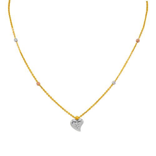 239-100-101T Charm Necklace