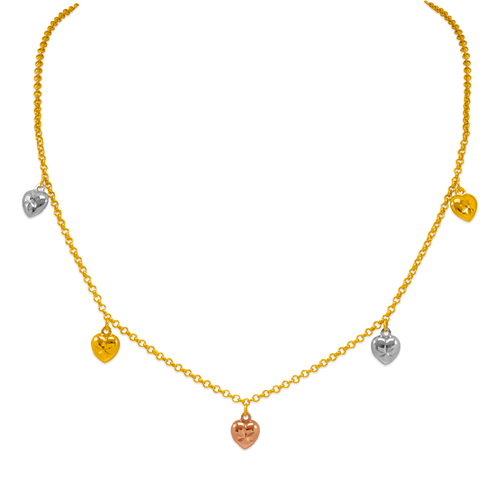 239-100-102T Charm Necklace