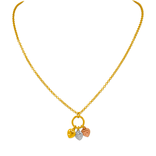 239-100-103T Charm Necklace