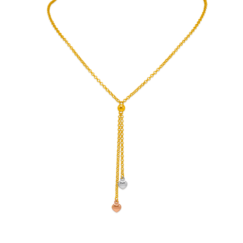 239-100-104T Charm Necklace