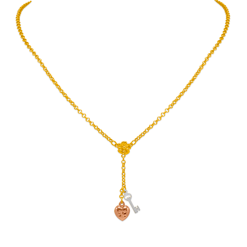 239-100-106T Charm Necklace