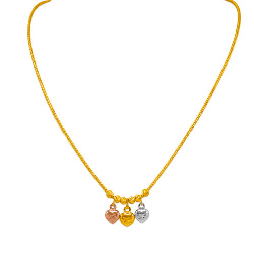 239-100-110T Charm Necklace