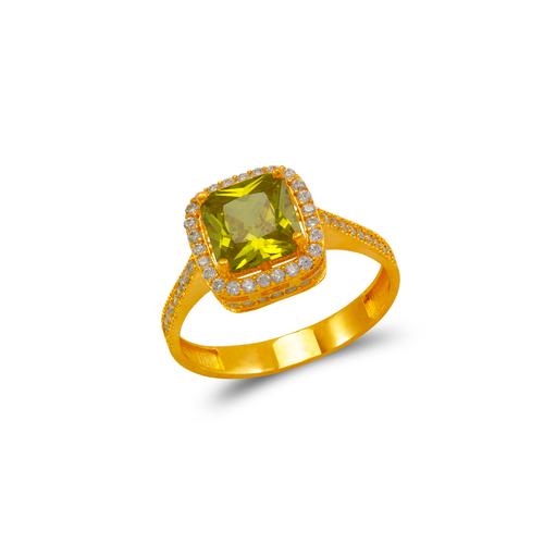 273-002 Ladies CZ Ring