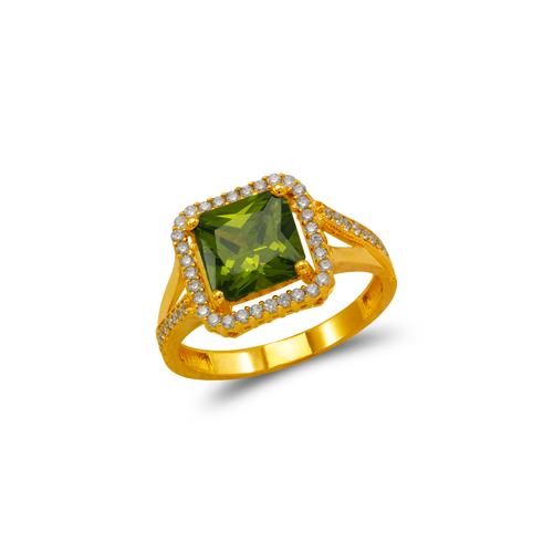 273-003 Ladies CZ Ring