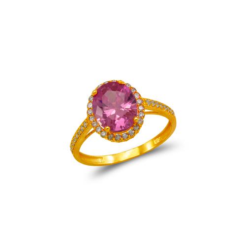 273-006 Ladies CZ Ring