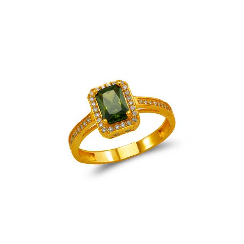 273-012 Ladies CZ Ring