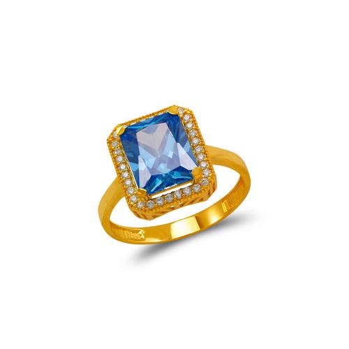 273-015 Ladies CZ Ring