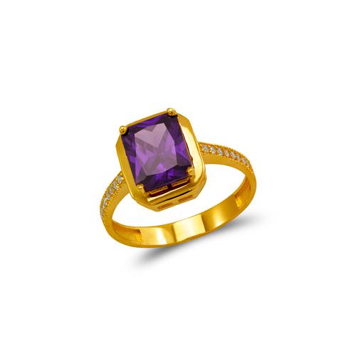273-016 Ladies CZ Ring