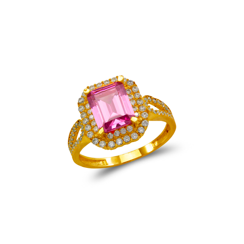 273-020 Ladies CZ Ring