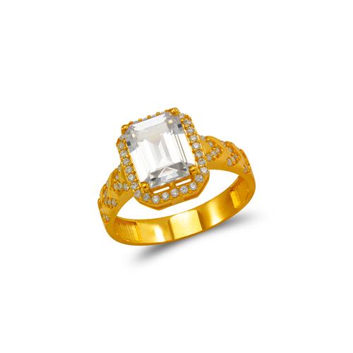273-021 Ladies CZ Ring