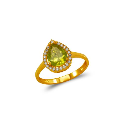 273-022 Ladies CZ Ring