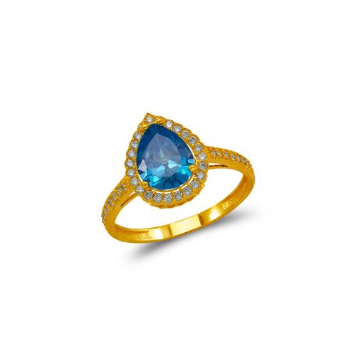 273-023 Ladies CZ Ring