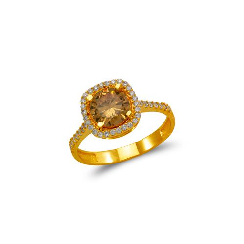 273-025 Ladies CZ Ring