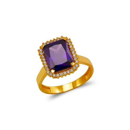 273-026 Ladies CZ Ring