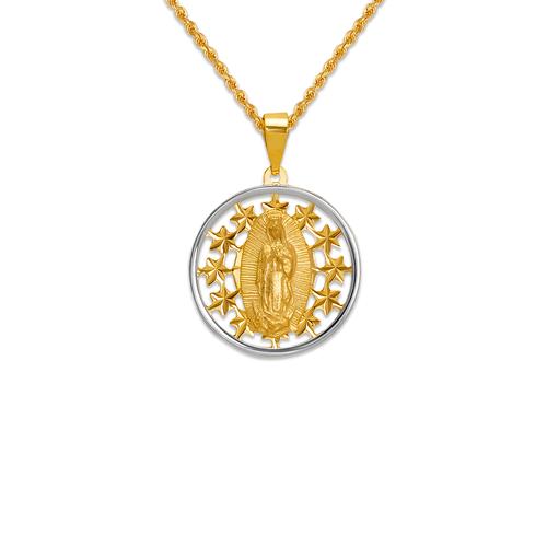 167-182-018 Guadalupe Pendant