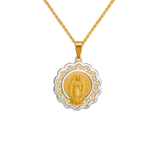 167-183-018 Guadalupe Pendant