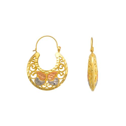 548-102 Basket Earrings