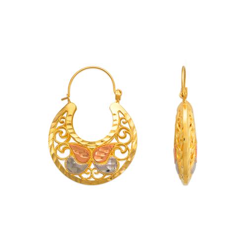 548-103 Basket Earrings