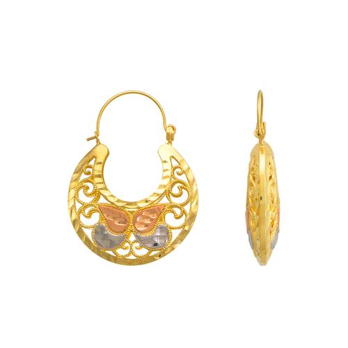 548-104 Basket Earrings