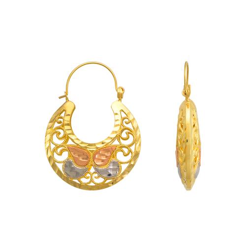 548-105 Basket Earrings