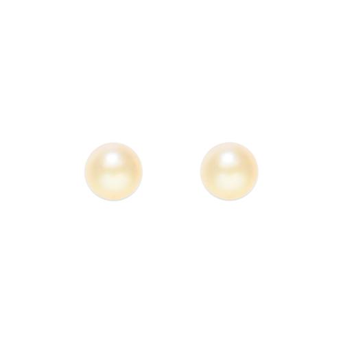 343-353 6mm Pearl Stud Earrings