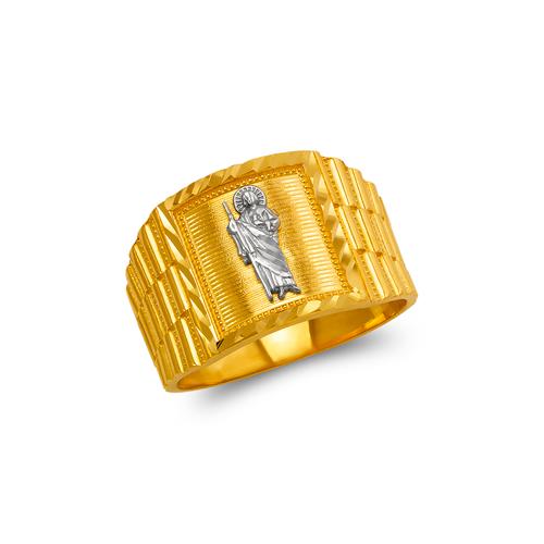 577-112 Men's San Judas Ring