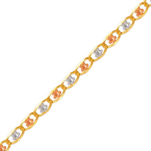 132-142TS Margarita Tricolor Chain