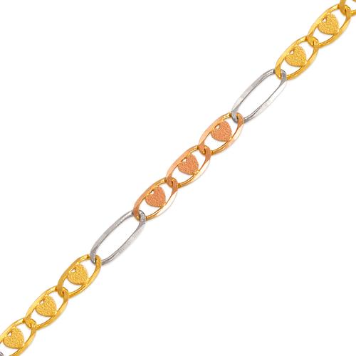 132-141TS Love Tricolor Chain