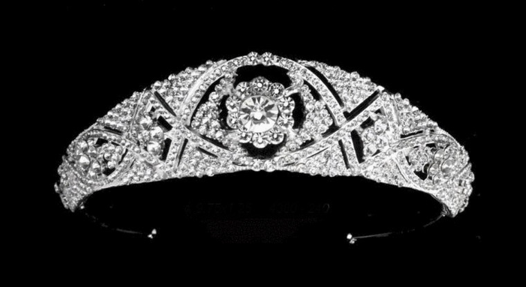 Replica Meghan Markle's  Royal Bandeau Wedding Tiara