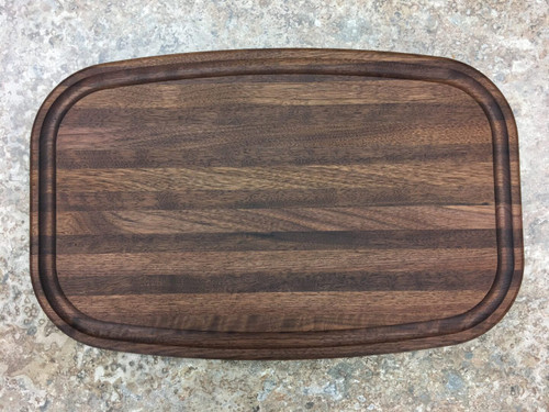 Walnut Butcher Block Cutting Board