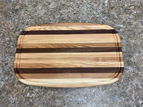 Walnut Ash Butcher Block Cutting Board