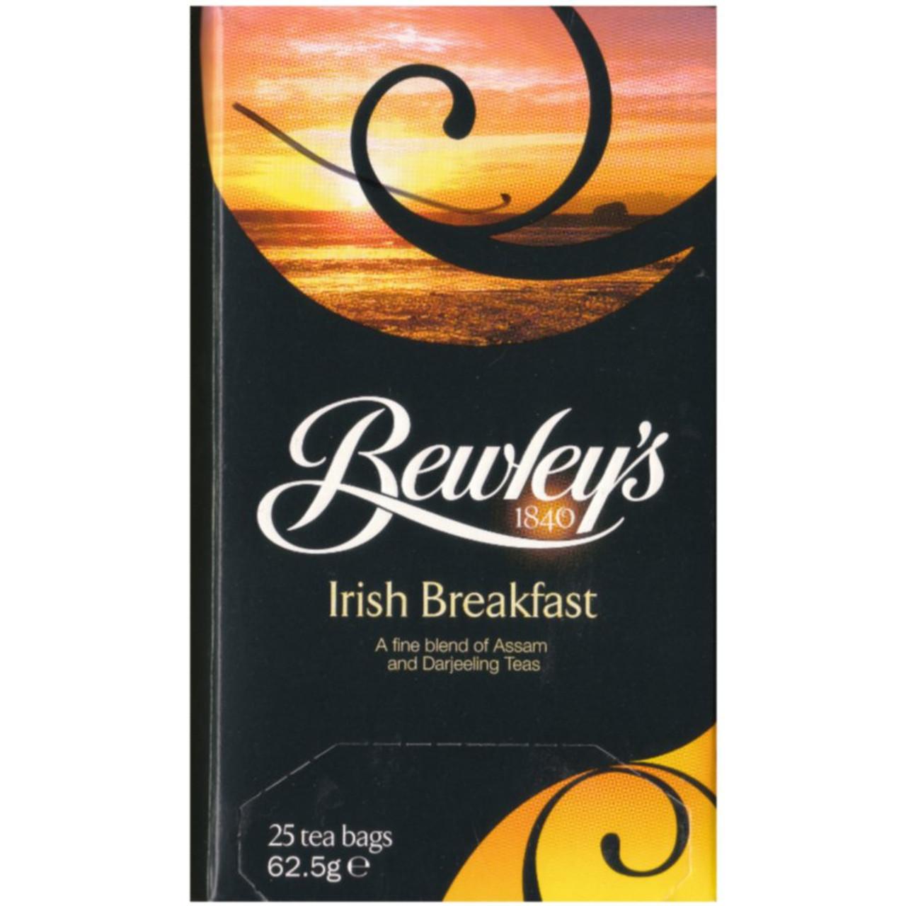 Best Bags 2020 Bewley's Irish Breakfast 25 Individually Wrapped Tea Bags (Best By