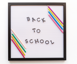 Kids going back to School?