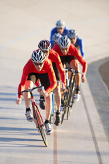 Tour De France and helpful teas for Cyclists