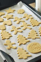 Special Earl Grey Shortbread Cookies
