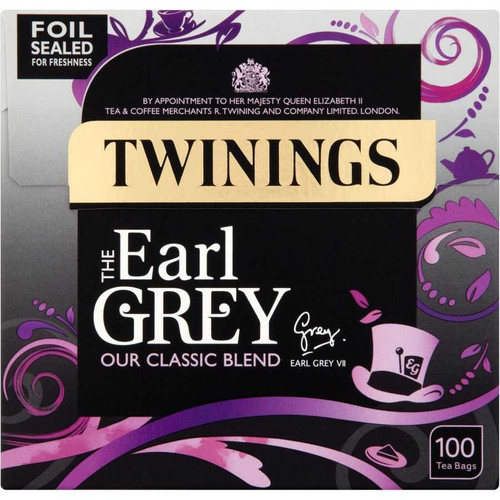 Twinings Earl Grey (UK) Tea Bags