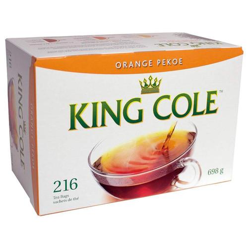 King Cole Orange Pekoe Tea Bags