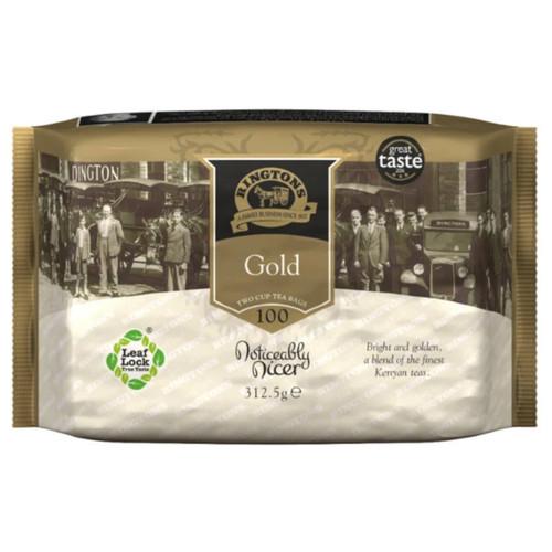 Ringtons Kenyan Gold 100 Tea Bags (Best By Jul 2022)